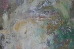 """Mystique"" 100 x 50 cm, Acryl auf Leinwand - verkauft -"